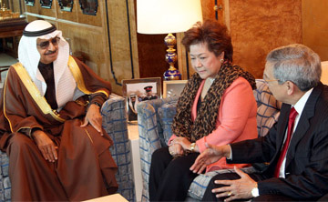 Philippine's Special Envoy boost country relations with Bahrain