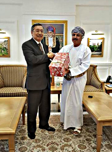 GCC-Envoy Oman Trip