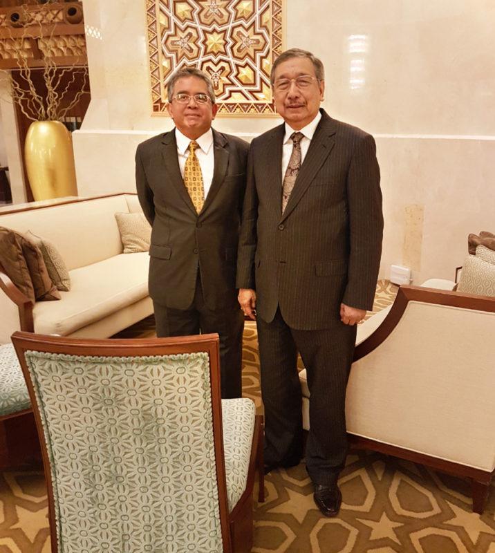 Oman Trip – Special Envoy of the Pres. to the GCC, Ambassador Amable R. Aguiluz V
