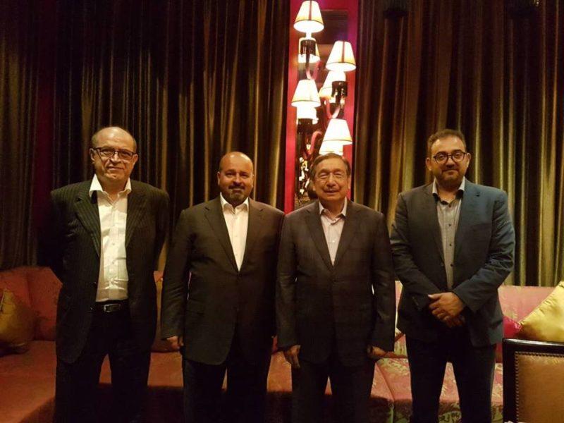 Kingdom of Bahrain's Minister of Finance Manila Visit